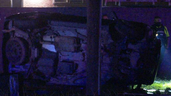 Woman killed, two others seriously injured after suspected drunk driving crash