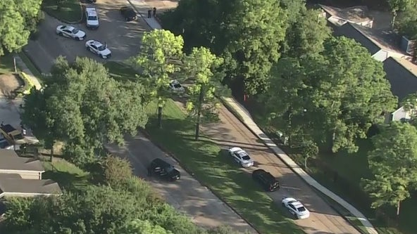 8-year-old girl struck by SUV in north Harris Co., authorities say