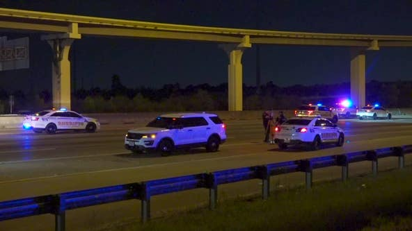 HCSO: Woman hit by 2 vehicles after getting out of boyfriend's truck during argument