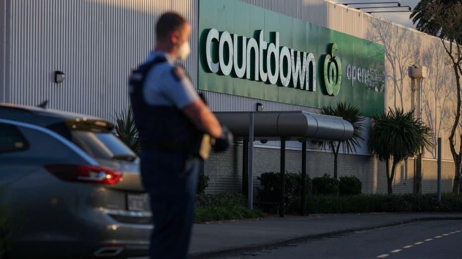 NEW ZEALAND-AUCKLAND-SUPERMARKET-TERRORIST ATTACK