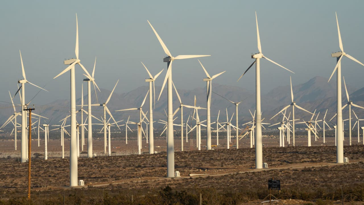 Biden administration to install wind farms coast-to-coast to combat climate change - fox26houston.com