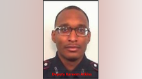 Visitation, funeral services scheduled for Constable Deputy Kareem Atkins