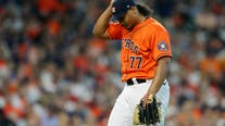 Early exits, sudden changes lead Astros to fall in Game 2 against Red Sox