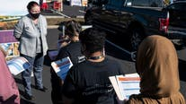 US unemployment claims drop to pandemic low of 281,000