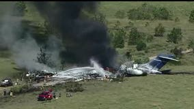 Texas plane crash latest: Officials say airplane had not flown in 10 months