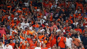 Astros ALCS watch parties at Minute Maid Park