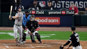 Chicago White Sox beat Houston Astros 12-6 in ALDS Game 3