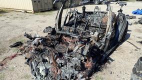 NTSB: Driver was behind wheel at time of Spring, Texas Tesla crash