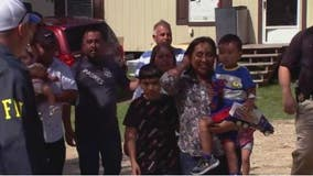 Toddler missing for days in Grimes County returns home