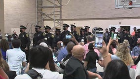 Houston Police Department welcomes 41 new officers