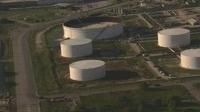 Marathon Petroleum says crude oil release contained on-site at Galveston Bay refinery