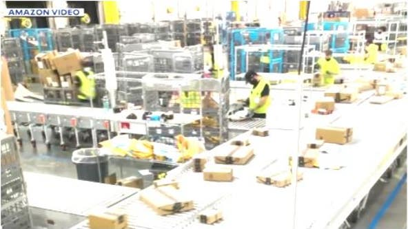 Amazon to hire 150,000 seasonal workers; 5,900 in the Houston area