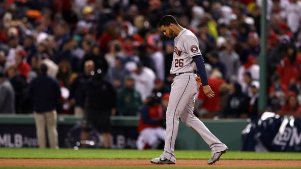 Houston Astros fall in Game 3 of ALCS, Red Sox lead series 2-1