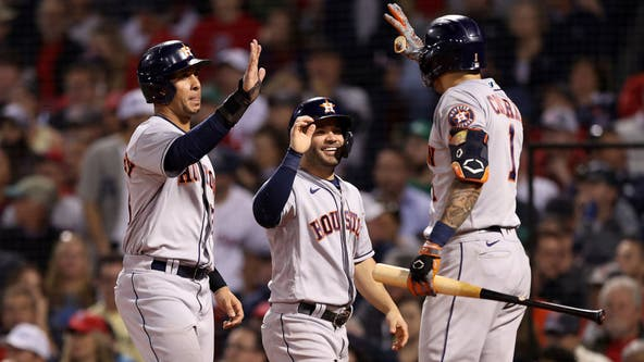 Astros bats come alive in Game 5 of ALCS, take 3-2 series lead