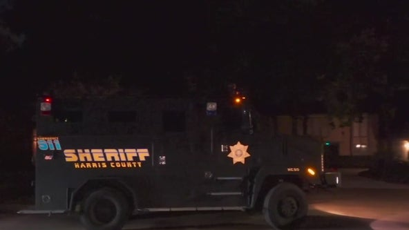 Woman shot multiple times by man during hours-long SWAT standoff, HCSO says