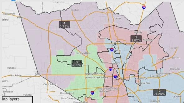 Harris Co. Commissioner Ramsey calls proposed redistricting plan 'corrupt'
