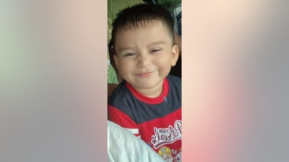 'Help me, please,' Search continues for missing 3-year-old toddler