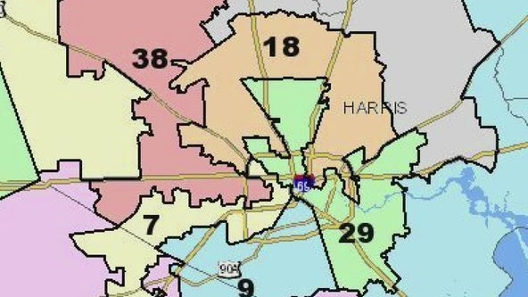 Democrats in Fort Bend, Harris counties protesting new election boundaries