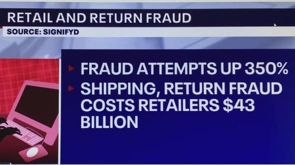 Study: Growing online shopping leads to billions in fraud