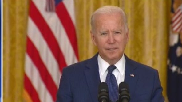 Joe Biden's approval rating staying low - What's Your Point?
