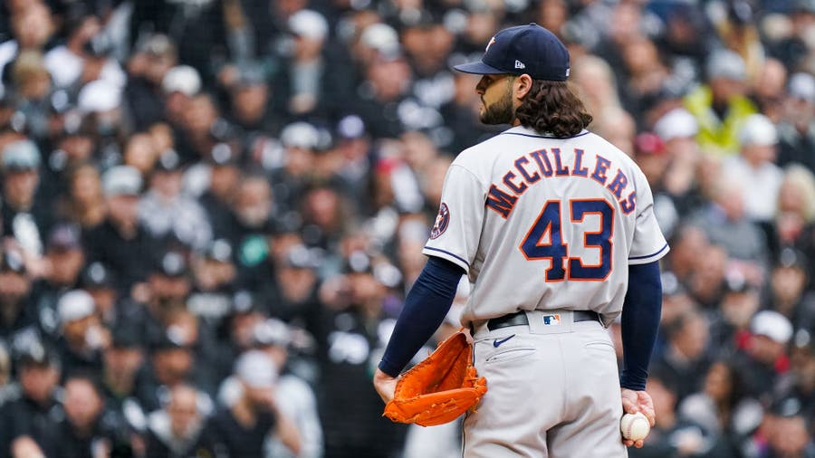 Houston Astros ace Lance McCullers out for World Series