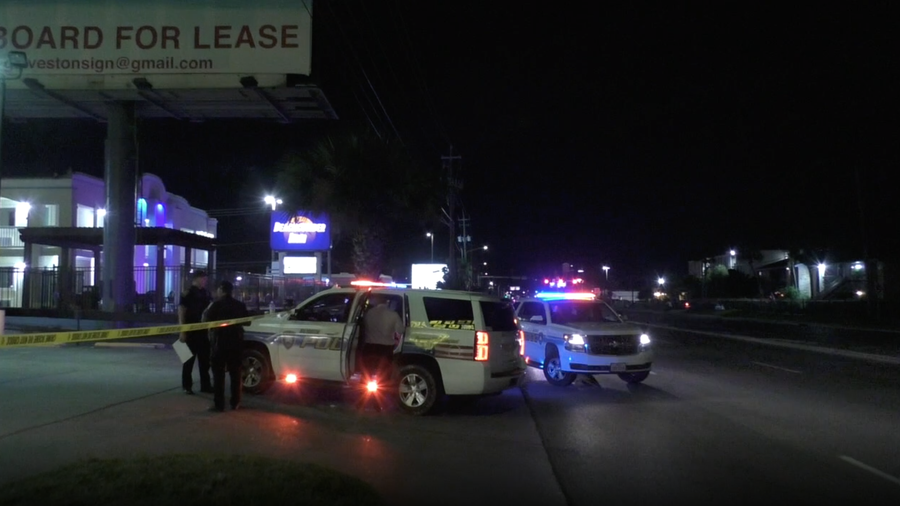 Man killed, another injured in Galveston shooting, police say