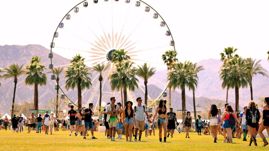 2018 Coachella Valley Music And Arts Festival - Weekend 1 - Day 1
