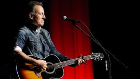 Springsteen, other New Jersey stars holding COVID-19 fundraiser