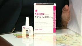 NJ giving away free Narcan Thursday through Saturday