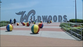 Wildwood to reopen beaches, boardwalk, parks and playgrounds on May 8