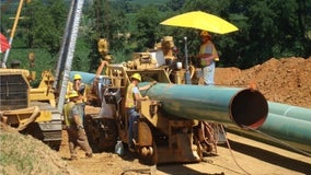 Pennsylvania orders reroute of part of natural gas pipeline
