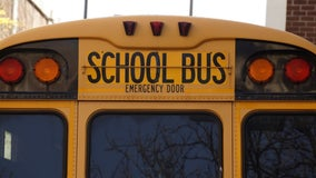5 students injured after school bus crash in Wilmington