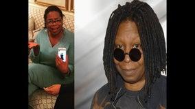 Whoopi Goldberg mistaken for Oprah Winfrey in Oscar night gaffe