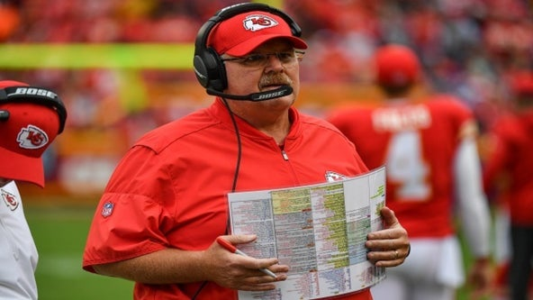 Andy Reid on verge of Super Bowl, looks to win AFC title with Chiefs