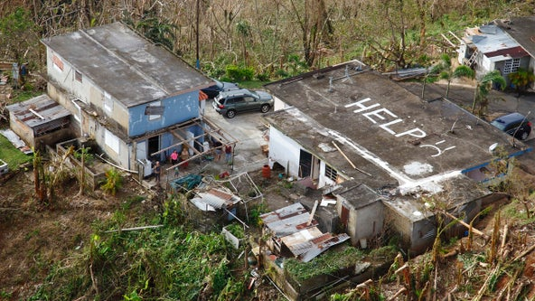Discovery of unused disaster supplies angers Puerto Rico