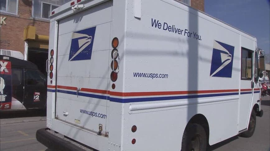 US Postal Service defends accusations that cuts threaten election