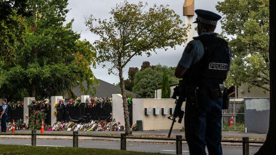 Christchurch, New Zealand synagogue shooting