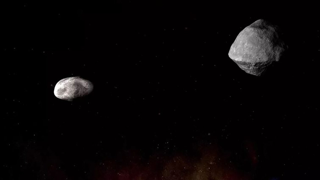 Nearly mile-wide asteroid with orbiting moon expected to ...