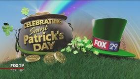 St. Patrick's Day Parade kicks off in Philadelphia Sunday
