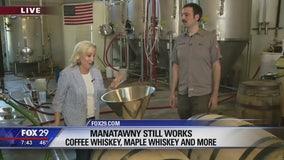 Jenn visits Manatawny Still Works in Pottstown