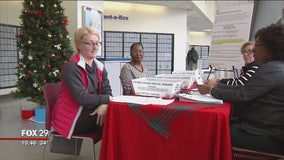 Helping children in need through Operation Santa