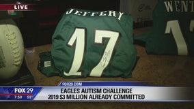 Eagles wives host Eagles Autism Challenge fundraiser