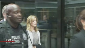 Felicity Huffman pleads guilty to charges of mail fraud and honest services mail fraud