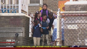 Only in Philly: Early school start thwarted by excessive heat