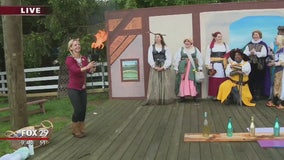 New Jersey Renaissance Faire coming to Bordentown the next three weekends