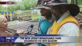 New Jersey Renaissance Faire celebrates 10th season
