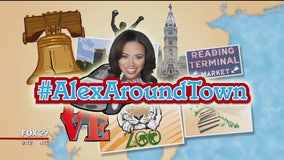 Alex Around Town: West Philly Love Letter mural tour