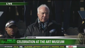 Lurie: 'We are just beginning'