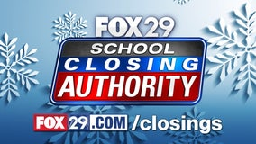 School delays as a result of Wednesday's inclement weather