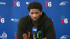 76ers Joel Embiid named to NBA's All-Defensive second team